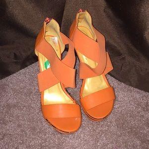 Women sandals heels